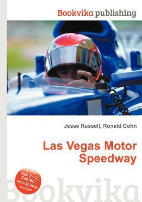 Las Vegas Motor Speedway  by  Jesse Russell