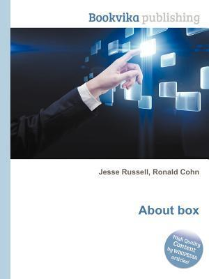 About Box  by  Jesse Russell