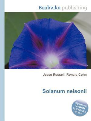 Solanum Nelsonii  by  Jesse Russell
