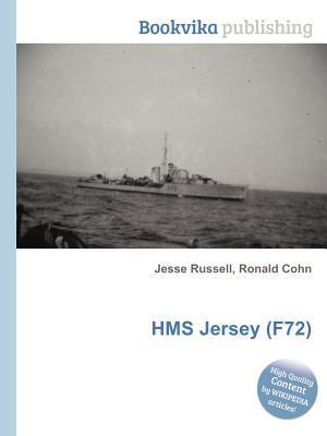 HMS Jersey (F72) Jesse Russell