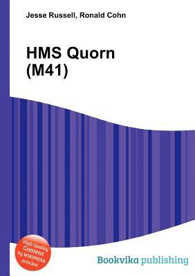 HMS Quorn (M41) Jesse Russell