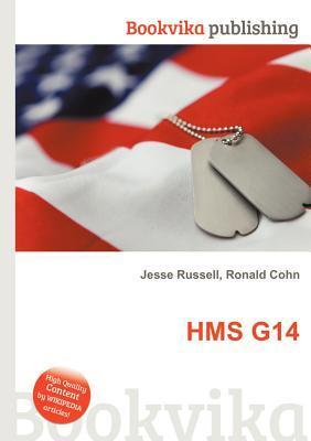 HMS G14 Jesse Russell