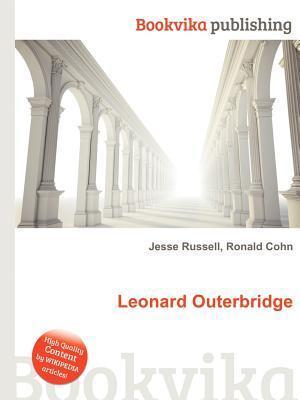 Leonard Outerbridge  by  Jesse Russell