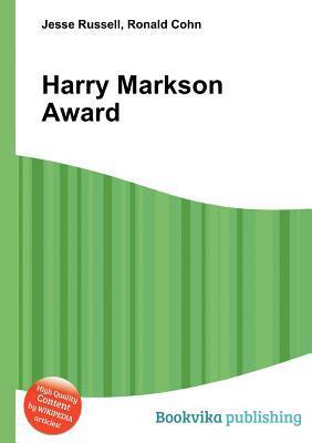 Harry Markson Award Jesse Russell