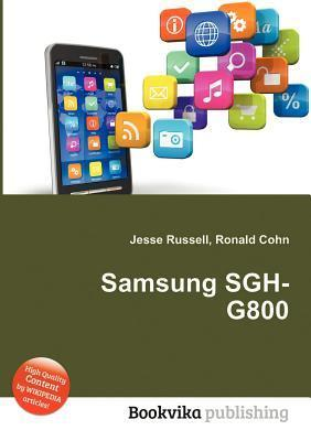 Samsung SGH-G800  by  Jesse Russell