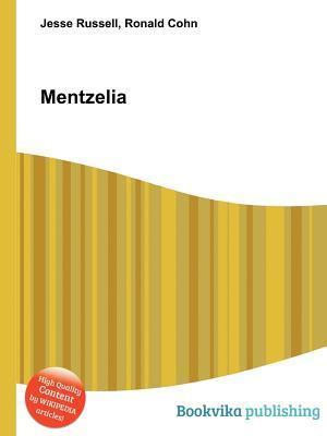 Mentzelia  by  Jesse Russell