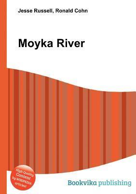 Moyka River  by  Jesse Russell