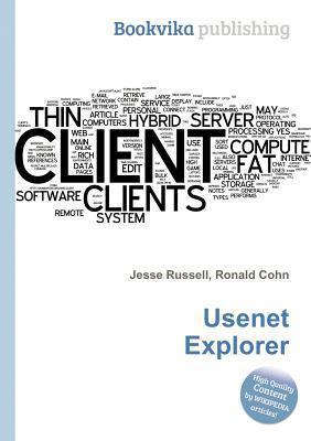 Usenet Explorer  by  Jesse Russell