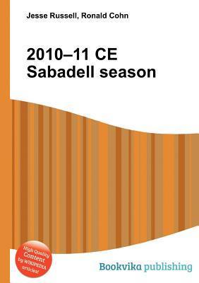 2010-11 Ce Sabadell Season Jesse Russell