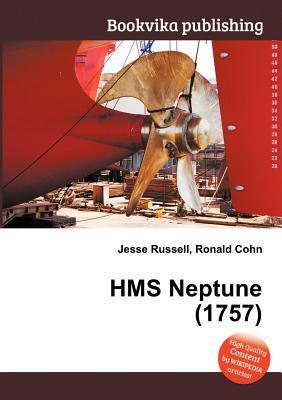 HMS Neptune (1757)  by  Jesse Russell
