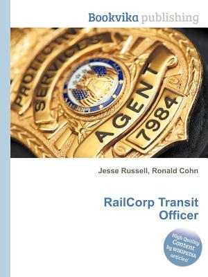 Railcorp Transit Officer  by  Jesse Russell