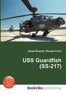 USS Guardfish (SS-217)  by  Jesse Russell