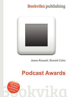 Podcast Awards Jesse Russell