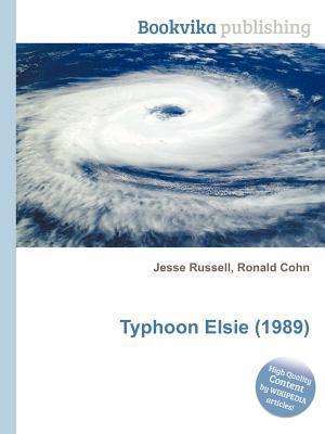 Typhoon Elsie (1989) Jesse Russell