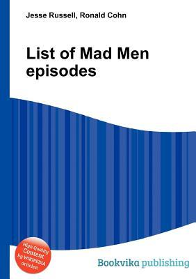 List of Mad Men Episodes Jesse Russell