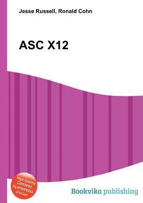 Asc X12 Jesse Russell