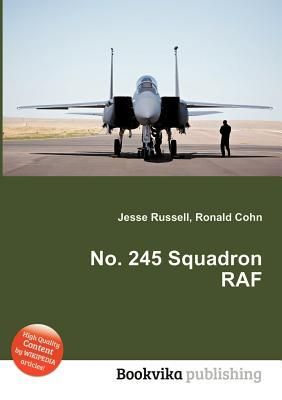 No. 245 Squadron RAF Jesse Russell
