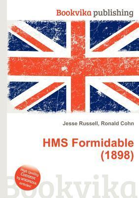 HMS Formidable (1898)  by  Jesse Russell