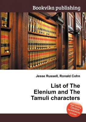 List of the Elenium and the Tamuli Characters  by  Jesse Russell