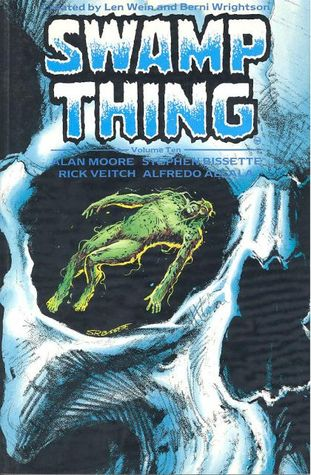Swamp Thing Volume Ten (Swamp Thing UK, #10)  by  Alan Moore