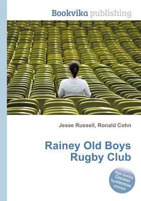 Rainey Old Boys Rugby Club Jesse Russell
