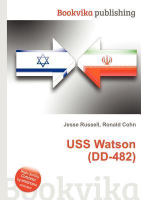 USS Watson (DD-482) Jesse Russell