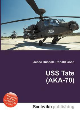 USS Tate (Aka-70)  by  Jesse Russell