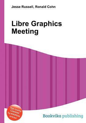 Libre Graphics Meeting Jesse Russell