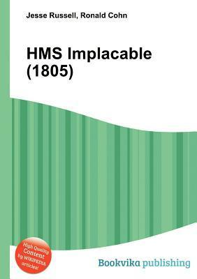 HMS Implacable (1805) Jesse Russell