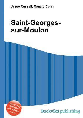 Saint-Georges-Sur-Moulon  by  Jesse Russell