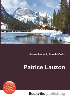 Patrice Lauzon  by  Jesse Russell