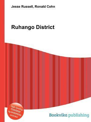 Ruhango District  by  Jesse Russell