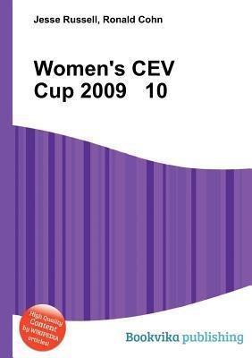 Womens CEV Cup 2009 10  by  Jesse Russell