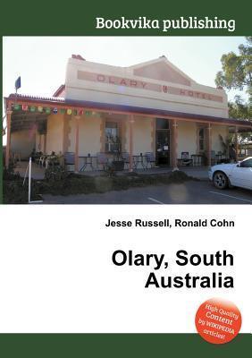 Olary, South Australia Jesse Russell