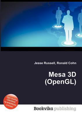 Mesa 3D Jesse Russell