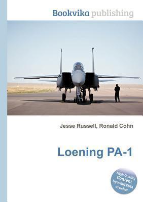 Loening Pa-1  by  Jesse Russell