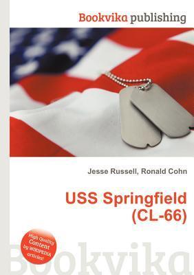 USS Springfield (CL-66) Jesse Russell
