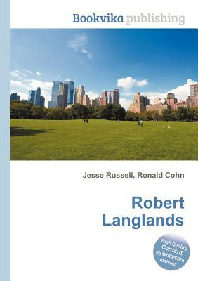 Robert Langlands  by  Jesse Russell