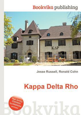 Kappa Delta Rho Jesse Russell