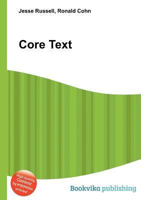 Core Text  by  Jesse Russell