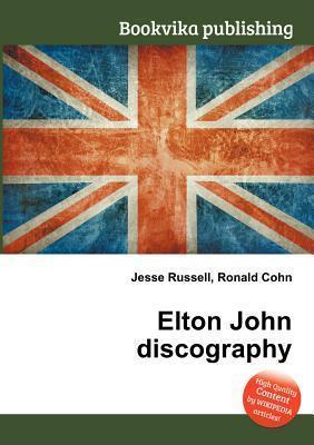 Elton John Discography Jesse Russell