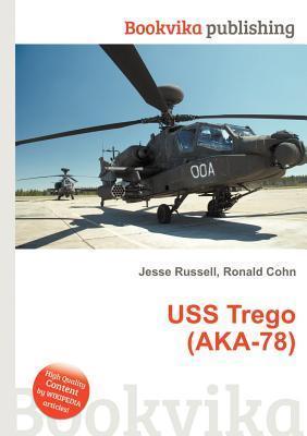USS Trego (Aka-78)  by  Jesse Russell