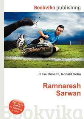 Ramnaresh Sarwan  by  Jesse Russell