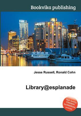 Library@esplanade  by  Jesse Russell