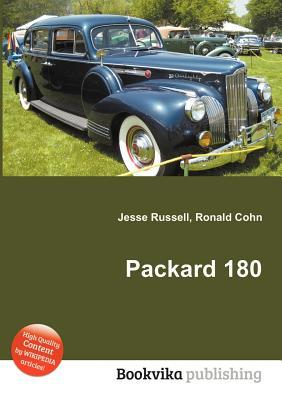 Packard 180  by  Jesse Russell