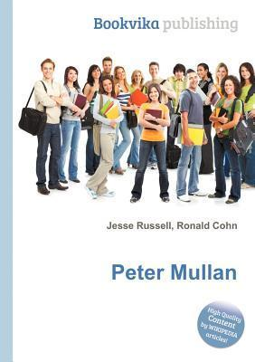 Peter Mullan  by  Jesse Russell