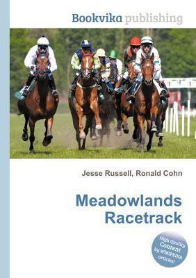 Meadowlands Racetrack Jesse Russell