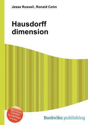 Hausdorff Dimension Jesse Russell