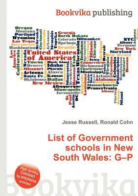 List of Government Schools in New South Wales: G-P Jesse Russell