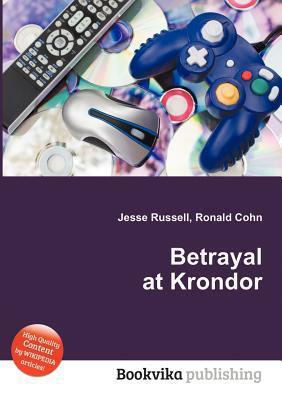 Betrayal at Krondor  by  Jesse Russell